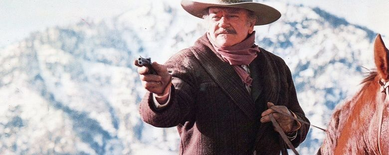 """The most celebrated shootist extant"""" – John Wayne and The"""