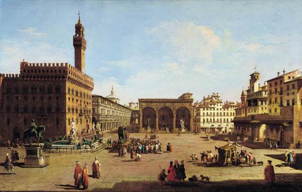 Figure 4 - Piazza