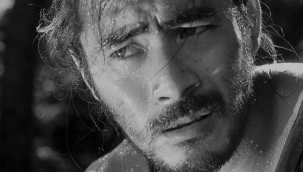 mifune in rashomon