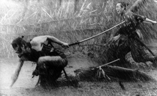 Seven Samurai Movement