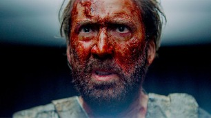 Nicolas Cage appears in Mandy by Panos Cosmatos, an official selection of the Midnight program at the 2018 Sundance Film Festival. Courtesy of Sundance Institute. All photos are copyrighted and may be used by press only for the purpose of news or editorial coverage of Sundance Institute programs. Photos must be accompanied by a credit to the photographer and/or 'Courtesy of Sundance Institute.' Unauthorized use, alteration, reproduction or sale of logos and/or photos is strictly prohibited.