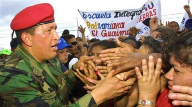 Hugo-Chavez-Bolivarian-Revolution